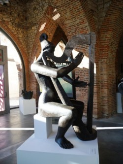 Escultura de Francisco Peres