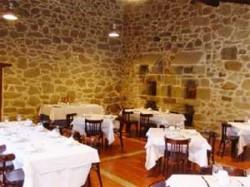 comedor da Rectoral de Castillón