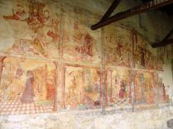Baamorto. Pinturas murais