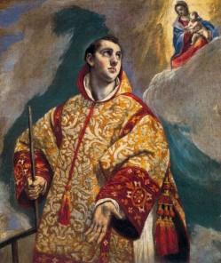 El Greco. San Lourenzo