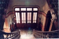Casa Pita. Vestíbulo (desaparecida)
