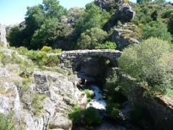 Castro Laboreiro. Ponte