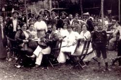 Pedro Ferrer. Os Caneiros (c.1910)