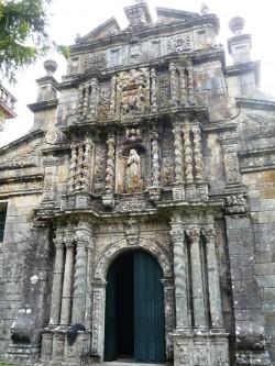 Santa María a Real. Entrimo.