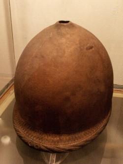 Museo Diocesano. Casco celta