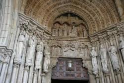 Pórtico da catedral