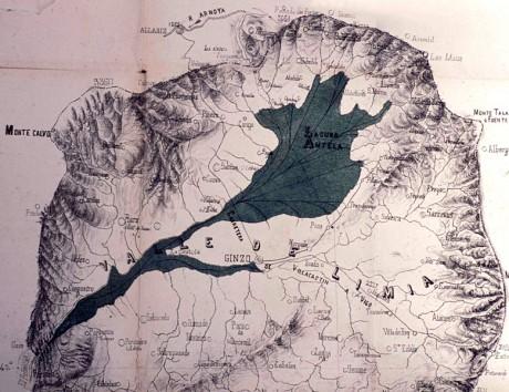 a-lagoa-de-antela-no-mapa-de-iscar-1866
