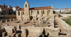 Coimbra. Mosteiro de Santa Clara-a-Velha