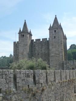 Santa María da Feira. Castelo