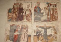Catedral. Martirio de San Pedro