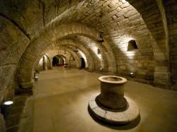 Palencia. Catedral. Cripta de San Antolín
