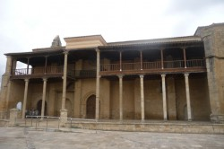 Becerril de Campos. Igrexa de Santa María