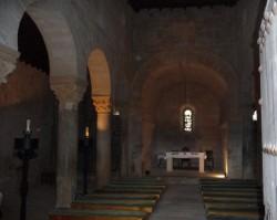 San Juan de Baños. Igrexa visigótica