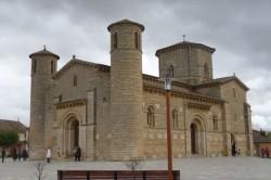 Frómista. Igrexa románica de San Martín