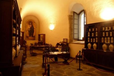 Botica do mosteiro de Samos
