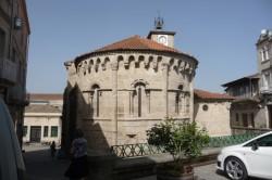 Absida da igrexa de Santiago