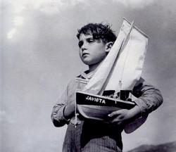 José Suárez. Foto da serie Mariñeiros (1935-36)