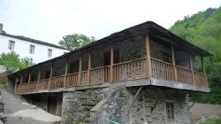 Casa da aldea de Ferrería