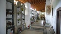 Santa María do Mao. Cemiterio e adro cubertos