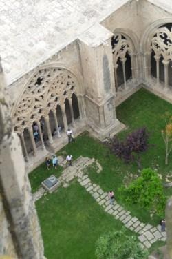 Lleida. Seu Vella. Vista dende a torre