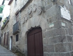 Antiga casa da Inquisición