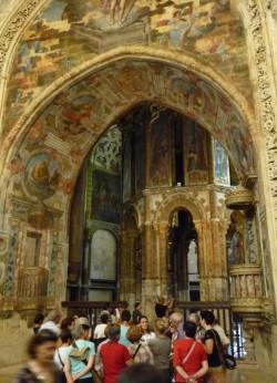 Tomar. Convento de Cristo. Charola románica