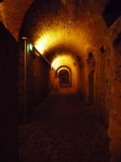 Coimbra. Criptopórtico do Museo Machado de Castro