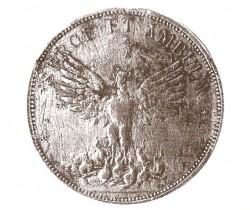 Medalla conmemorativa dos Xogos Florais de Tui de 1891