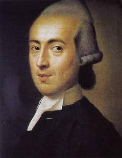 Retrato de Johann Gottfried Herder