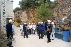 O noso grupo nos xacementos de Atapuerca
