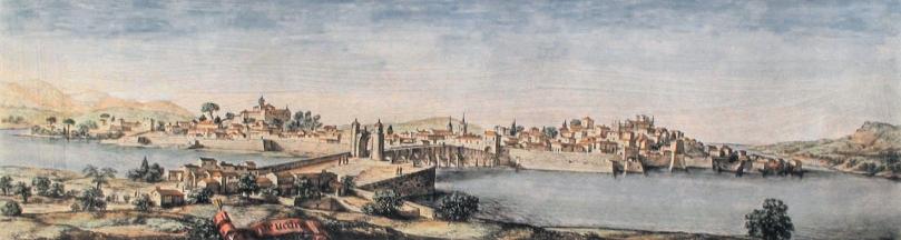Vista de Pontevedra