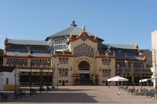 La Unión. Antiguo Mercado Público