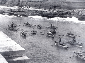 STAFFAN MÖRLING. Dornas. Illa de Ons (1965)