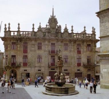 Casa do Cabido. Santiago de Compostela