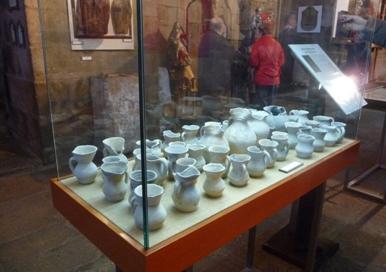 Santa Mariña de Augas Santas. Museo Parroquial