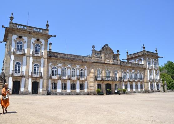 Monçao. Palacio de Brejoeira