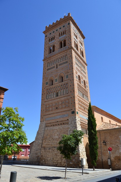 Teruel. Torre de San Martín