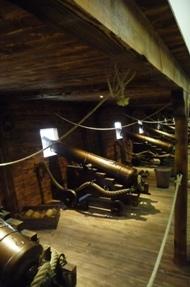 Meirande. Centro de interpretación da batalla de Rande